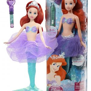 "Ariel - Disney Princess Bath Beauty ~11.5"" Doll"