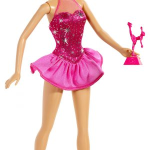 Barbie Careers Ice Skater Fashion Doll