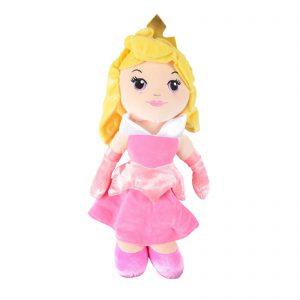 "Bargains-Galore 12"" Official Disney Princess Soft Plush Cuddly Toy Gift Set Girls Fun Cute Kids (Sleeping Beauty)"