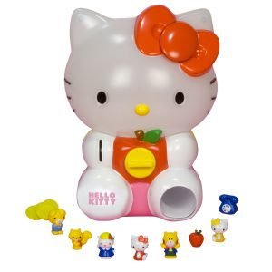 Blip Toys Squinkies Hello Kitty Dispenser