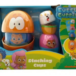 Bubble Guppies Stacking Cups