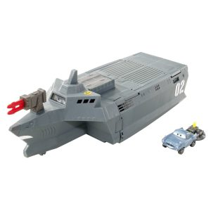 Cars 2 Action Agents Battle Station Playset