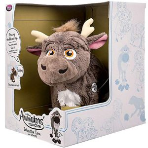 Disney Animators' Collection Interactive Sven - Frozen - 9'' - New in Box