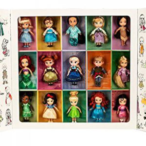 Disney Animators Collection Mini Doll Gift Set - 5