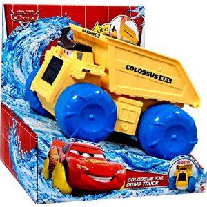Disney Cars Hydro Wheels Colossus XXL Dump Truck Plastic Car