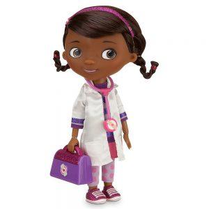 "Disney Doc Mcstuffins Talking & Singing Doll - 10"""