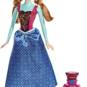 Disney Frozen Royal Color Change Anna Doll