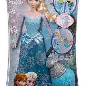 Disney Frozen Royal Color Change Elsa Doll