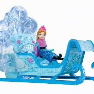 Disney Frozen Swirling Snow Sleigh