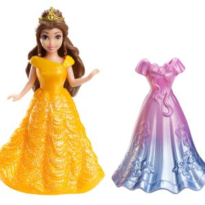Disney Magiclip Belle Doll & Fashions
