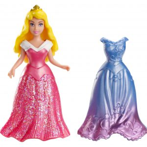 Disney Magiclip Sleeping Beauty Doll & Fashions