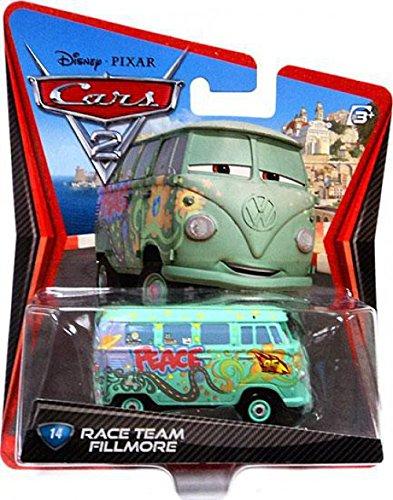 Disney Pixar Cars 2 Movie 155 Die Cast Car 14 Race Team