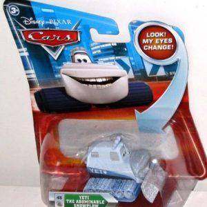 Disney / Pixar CARS Movie 155 Die Cast Car with Lenticular Eyes Series 2 Yeti The Abominable Snowplow