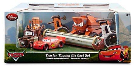 Disney Pixar Cars Movie Exclusive 6 Piece 1 48 Scale Die Cast