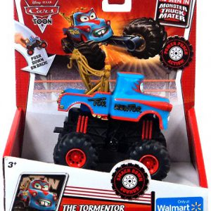 Disney / Pixar CARS TOON Exclusive Monster Truck Tormentor [Power Punch Action!]