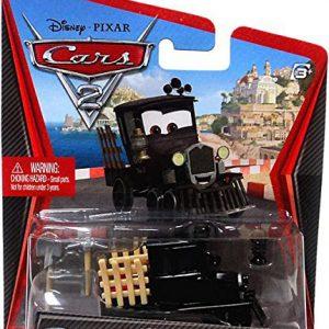 Disney / Pixar Cars 2 Movie - Galloping Geargrinder - 1:55 Die Cast Car