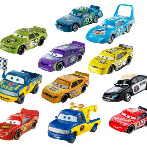 Disney Pixar Cars Diecast 11-Pack Car Collection