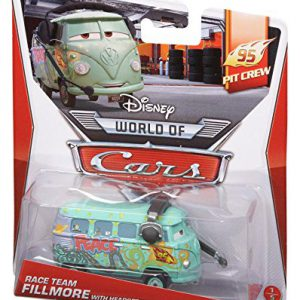 Disney Pixar Cars Filmore with Headset Diecast Vehicle