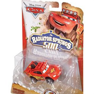 Disney Pixar Cars RS 500 Diecast Lightning McQueen