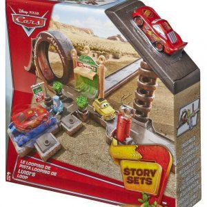 Disney Pixar Cars Radiator Springs Luigi's Casa Della Tires Shop Playset