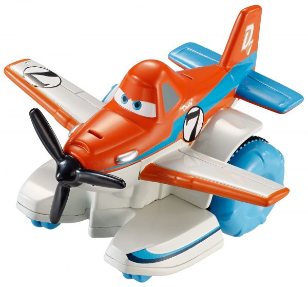 Disney Planes: Fire & Rescue, Hydro Wheels, Dusty Bath Vehicle