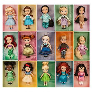 "Disney Princess Animators Collection 6"" Mini Doll Gift Set"