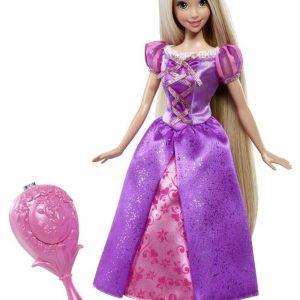 Disney Princess Color Change Brush Rapunzel Doll