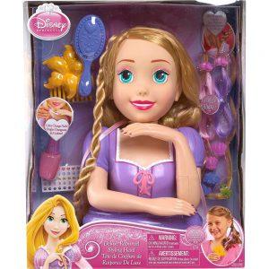 Disney Princess Deluxe Rapunzel Styling Head Doll