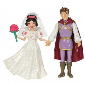 Disney Princess Fairytale Wedding Snow White Doll