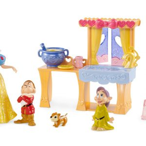 Disney Princess Favorite Moments Fairytale Scene Snow White Playset