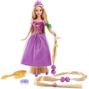 Disney Princess Hairplay Rapunzel Doll