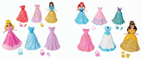 Disney Princess Little Kingdom Fairytale Fashion Pack