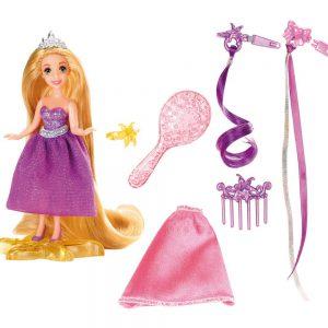 Disney Princess Little Kingdom Hairplay Rapunzel Doll