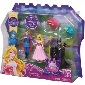 Disney Princess Little Kingdom Sleeping Beauty Story Set