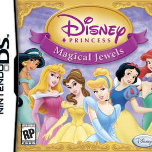 Disney Princess: Magical Jewels - Nintendo DS