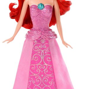 Disney Princess Mermaid to Princess Singing Ariel Doll