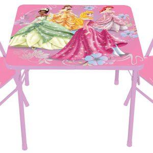 Disney Princess Nouveau Activity Table Set