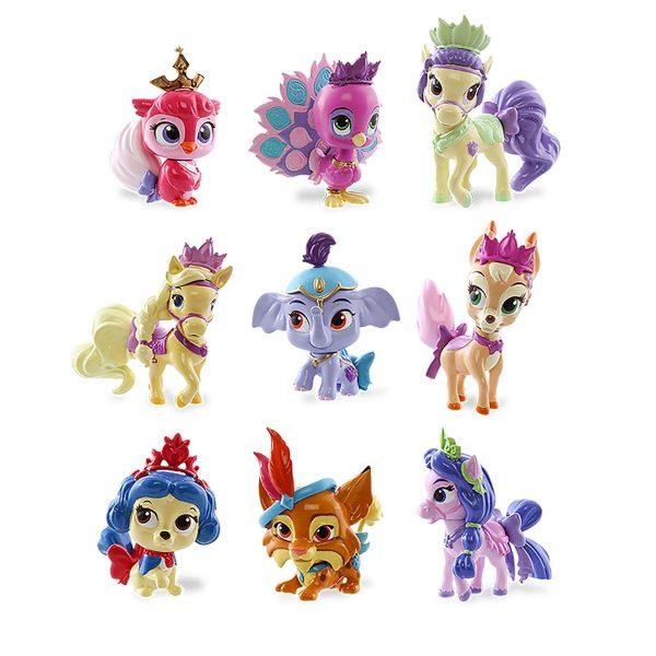"Disney Princess Palace Pets - 1.5"" Pets 9-pk Giftset"