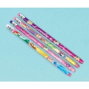 Disney Princess Pencils 12 per pack