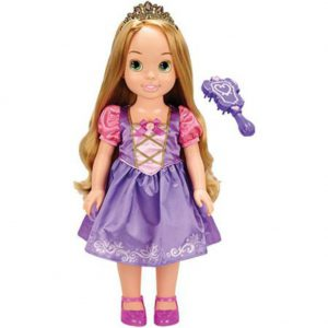Disney Princess Rapunzel 20 Electronic Talking and Light-Up Doll