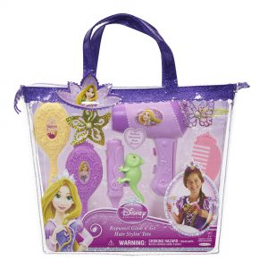 Disney Princess Rapunzel Glam Hair Stylin' Tote