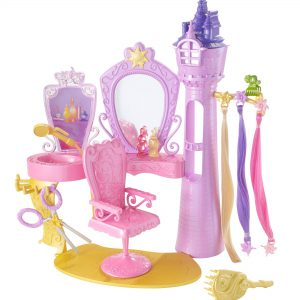 Disney Princess Rapunzel Hair Salon