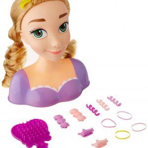 Disney Princess Rapunzel Styling Head Doll