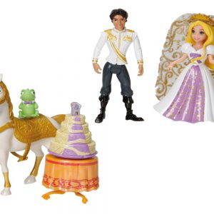 Disney Princess Rapunzel Wedding Party Set