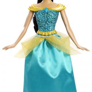 Disney Princess Sparkling Princess Jasmine Fashion Doll