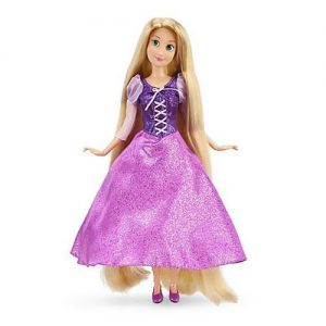 Disney Princess Tangled Exclusive Rapunzel Doll (2012) -- 12""