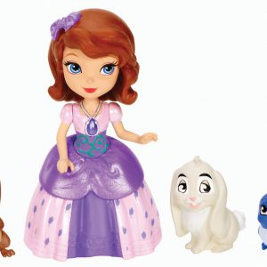 Disney Sofia The First Sofia and Animal Friends Fashion Doll Playset