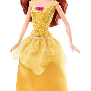 Disney Sparkling Princess Belle Doll