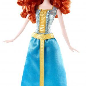 Disney Sparkling Princess Merida Doll