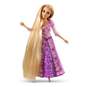 Disney Store Exclusive Princess Rapunzel Classic Doll